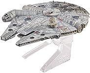 hot WHEELS ELITE STAR WARS episode VI : RETURN OF THE Jedi 千年隼 starship 压铸飞机
