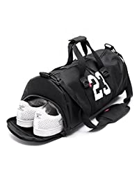 DITD时尚健身包运动训练包男旅行包女手提旅游包行李袋单肩训练包出游包JS-02