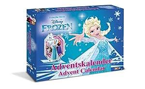 Craze 13885 Advent Calendar Disney 冰雪奇缘