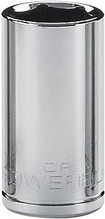 Powerbuilt 640841 1/2-Inch Drive 27mm Deep Socket