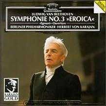 进口CD:贝多芬 第3交响曲英雄(CD 4390022)
