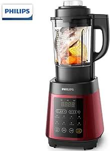 Philips 飞利浦破壁料理机家用全自动多功能加热电动榨汁搅拌豆浆机做养生果汁辅食HR2087/20