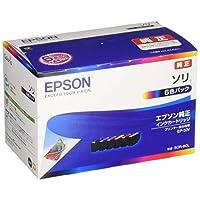 爱普生 (EPSON) 原装墨盒 SOR-6CL 6色装