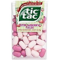 Tic Tac Mints, Strawberry Fields, 1 oz. (12 Count)