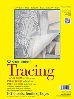 Strathmore 300 Tracing Pad 11X14 50 张