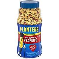 Planters 淡盐干烤花生,16 盎司(4 件装)