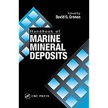 Handbook of Marine Mineral Deposits (CRC Marine Science 18) (English Edition)