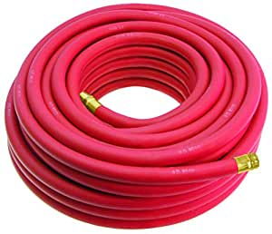 "Underhill R 1 英寸 UltraMax 重型软管 1"" x 25-feet 红色 H10-025"
