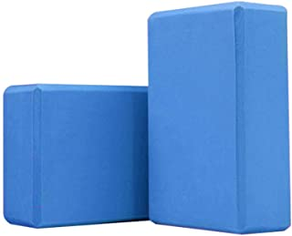 Xsong 普拉提瑜伽砖高*防滑表面 EVA 泡沫砖普拉提冥想改善拉伸和平衡灵活性