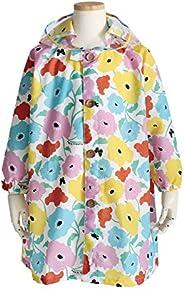 曲棍球 儿童用 雨衣 花园 共3种颜色 共3种尺寸 童装 粉色 附带收纳包 粉色 120 83173