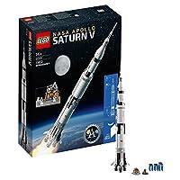 LEGO 乐高  拼插类 玩具  LEGO Ideas  美国宇航局阿波罗土星五号 21309 14+岁