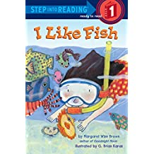 I Like Fish (Step into Reading) (English Edition)