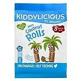 Kiddylicious 孩之味 椰子卷, 6.8g,5包
