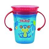 Nuby id10410 带手柄的神奇杯