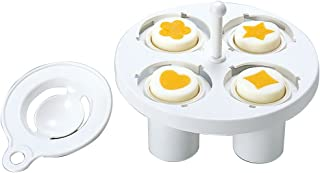 Bentousa 装饰性硬锅蛋蛋软糖模具 4 种形状