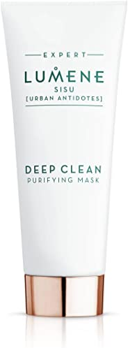 Lumene Sisu优姿婷深层清洁净化面膜,2.5液量盎司