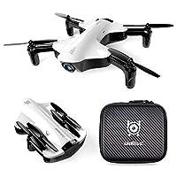 Cheerwing U29S-E 可折疊迷你無人機,適合兒童和成人 WiFi FPV 無人機,帶120°廣角720P 高清攝像頭