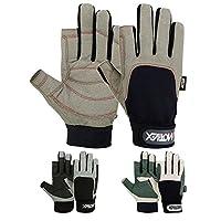 MRX 拳击和贴合男士航海手套,Deckhand Gripy 手套,多色