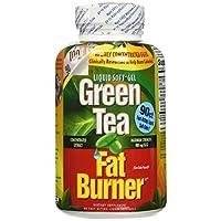 Applied Nutrition - 绿茶油脂燃烧器 - 90软胶囊