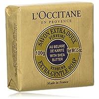 L'OCCITANE 欧舒丹 乳木果马鞭草味护肤香皂100g(洁肤皂)新老款随机发放(特卖)