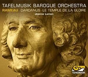 进口CD:拉莫:达耳达诺斯 Rameau Dardanus:Le Temple De La Gloire(CD)TMK1012CD