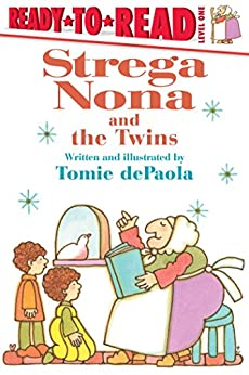"""Strega Nona and the Twins (A Strega Nona Book) (English Edition)"",作者:[dePaola, Tomie]"