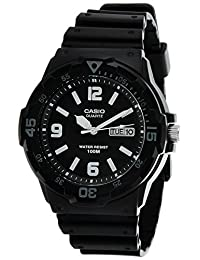 CASIO 卡西欧 ANALOG–MEN'S电子中性手表 MRW-200H-1B2VDF