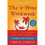 【中商原版】The 4-Hour Workweek 英文原版 每周工作四小时 纽约畅销排行榜作品 Timothy Ferriss蒂莫西代表作 Tools of Titans