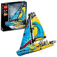 LEGO 乐高  拼插类 玩具  Technic 机械组系列 赛艇 42074 8-14岁