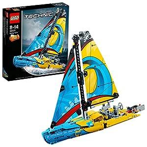 LEGO 乐高 积木玩具 Technic系列 42074 赛艇