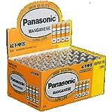 Panasonic 松下 5号高能电池五号AA干电池R6PNY/4S 40节/盒超值装(黄)(特卖)