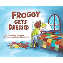 Froggy Gets Dressed (English Edition)