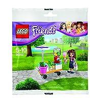 LEGO 乐高 拼插类玩具 Friends好朋友系列 果昔小铺 30202