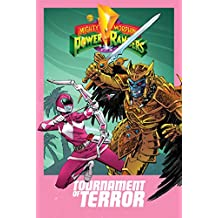 Tournament of Terror (Power Rangers) (English Edition)