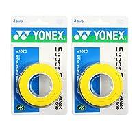 YONEX 尤尼克斯 手胶 YY羽毛球拍吸汗带 AC102C 每卡3条