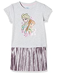 Disney 迪士尼童装 女童 连衣裙 KFZ8M1KTKG0505XA