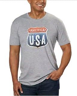 GALT 男式图案 t 恤 t 恤