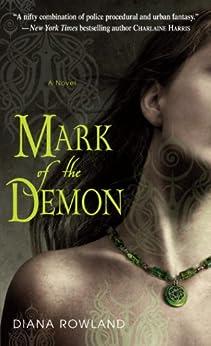 """Mark of the Demon (Kara Gillian Book 1) (English Edition)"",作者:[Rowland, Diana]"