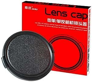Jiasu 嘉速 72mm口径单反相机通用镜头盖(两边捏) 适合佳能/尼康/索尼/三星/富士/腾龙/适马等