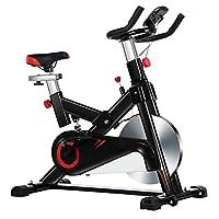 KANSOON 凯速 中性 家用健身车 新柏林静音动感单车 豪华室内健身车 赠健身车专用垫 NEW-Berlin 黑色