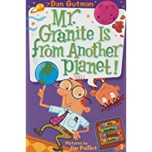 My Weird School Daze #3: Mr. Granite Is from Another Planet! (English Edition)