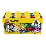 LEGO 乐高  拼插类 玩具  LEGO Classic 经典系列 经典创意中号积木盒 10696 4-99岁 积木(新老包装随机)