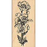 Penny Black Poppy Parade Decorative Stamp