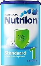 Nutrilon 荷兰牛栏奶粉 1段850g/罐(0-6个月) 包邮包税【跨境自营】
