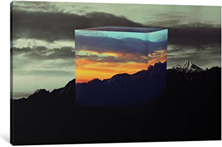 """iCanvasART 1 Piece Tesseract of The Southern Alps Canvas Print by Guy Jinn, 40 x 26""""/0.75"""" Deep"""