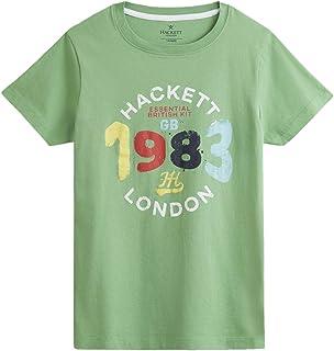 Hackett 伦敦男孩标志 Splatter T 恤 B