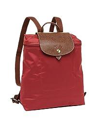 Longchamp 珑骧 女式 织物双肩背包 1699 089