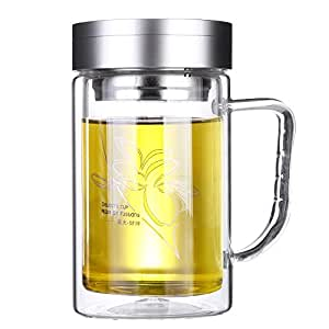 富光 大容量玻璃杯700B-520