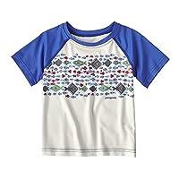 Patagonia 男童 儿童速干排汗功能衣 Cap SW T-Shirt 60022