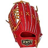 ZETT(ZETT) 棒球 硬式 手套 (手套) prostatus 外野手 左投用 BPROG67